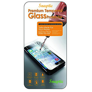Snaptic Curved Edge HD Tempered Glass for Micromax Canvas Spark 2 Q334