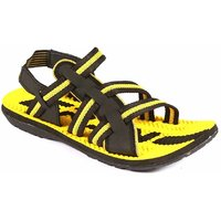 Stylos Yellow Slip On Floater