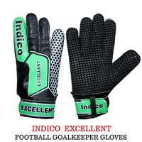 indico excellent football gloves