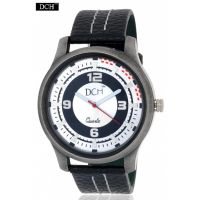 DCH WT 1224 Analog Watch For Men With 12 Months Warranty