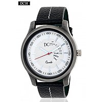 DCH WT 1227 Analog Watch For Men With 12 Months Warranty