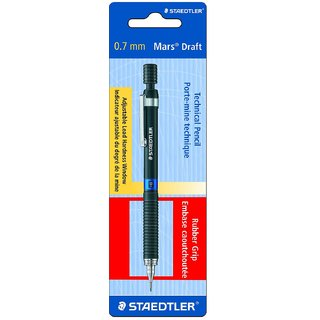 Staedtler 92507BK Mars Drafting 0.7mm Technical Mechanical Pencil