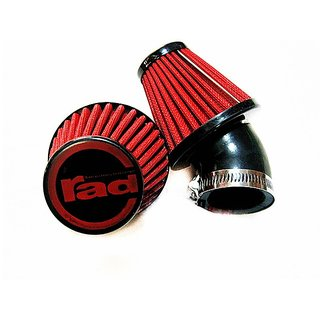 HRU Red High Performance Air Filter for Bikes