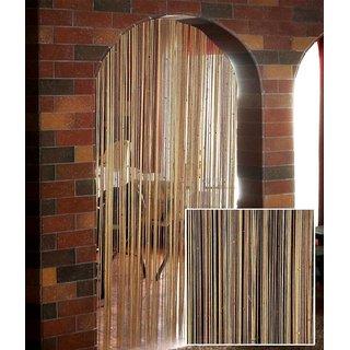 Akash Ganga String Door Curtain(Set of 2)