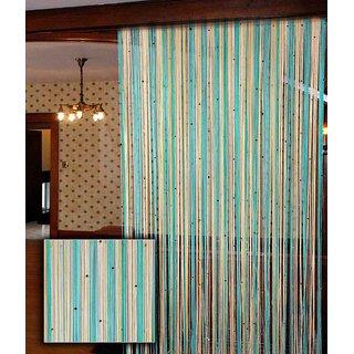 Akash Ganga String Long Door Curtain(Set of 2)