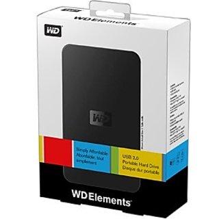 "Western Digital 1TB Portable 2.5"" Hard Drive"