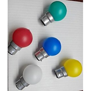 10 pcs night bulb (orient)