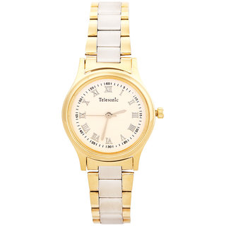 Telesonic Analog Watch For Ladies-GCI-306