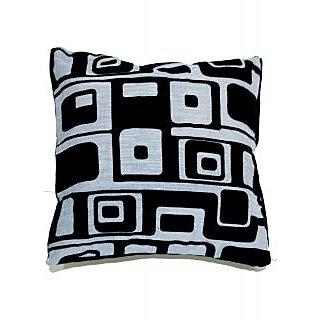 Koncepts Exclusive Checks Design Cushion Covers (40X40Cms)38D