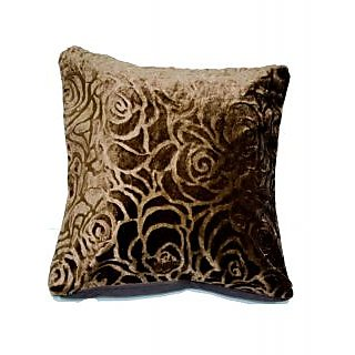 Koncepts Rose Velvet Cushion Cover (40X0Cms)39C