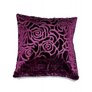 Koncepts Rose Velvet Cushion Cover (40X40Cms) 39F