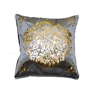 Koncepts Gold Print Design Cushion Cover (40X40Cms)41