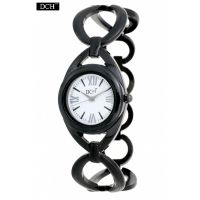DCH WT 1257 Designer Black Analog Watch For Men With 12 Months Warranty