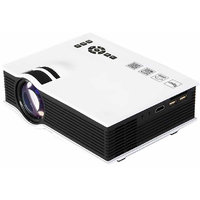 UC40+ 55W HD Mini Home LED Projector W/HDMI/VGA/AV/SD/USB/Remote Control