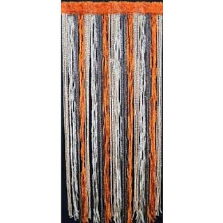 Akash Ganga Fugga Door Curtain(Set of 2)
