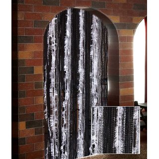 Akash Ganga Fugga Long Door Curtain(Set of 2)