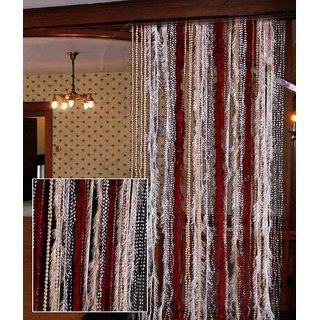 Akash Ganga Fugga Long Door Curtain(Set of 2)