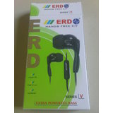ERD Mobile Handsfree Earphone For Spice M5252 & Micromax X225 With Mic available at ShopClues for Rs.145