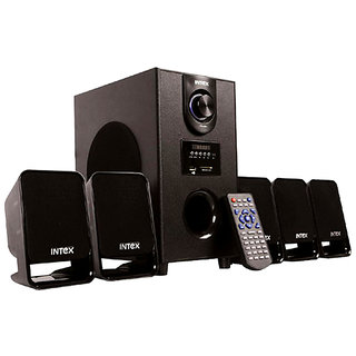 Intex IT-500 SUF 5.1 Multimedia Speakers