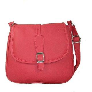 Red Designer Sling Bag In India - Shopclues Online