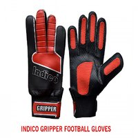 indico Gripper football gloves