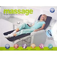 Massage Full Body Massage Mat with Soothing Heat Dual Speed