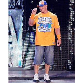 John Cena New Tshirt YELLOW CENATION Made in india
