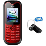 VOX V7 Dual Sim Mobile Phone with Bluetooth Headset