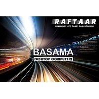 BASAMA RAFTAAR DC / 2GB / 160GB BASAMA BRANDED DESKTOP PC WITH 3 YEARS WARRANTY