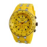 Exotica Fashions Mens Watch Ef 01 Yellow Pl