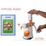 Buy Ganesh Fruit And Vegetable Juicer And Get Cutting Board Free Free