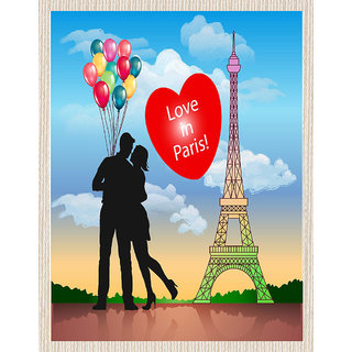 meSleep Valentine Couple Canvas (14x18)