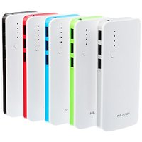 Muven C500 Portable Charger 10000 mAh Assorted Colors - 6 Months Manufacturer Warranty