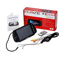 Ravetech 7 Mp5 Mirrormonitor Black LED