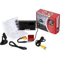 Ravetech 5 Inch Tft Video Monitor Black LCD