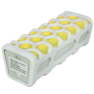 Taaza-Garam-Outdoor-Portable-Weather-proof-Wireless-Bluetooth-Speaker-Yellow