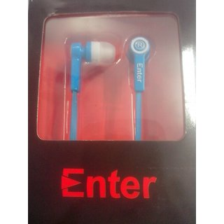 Enter Earphone Without Microphone