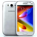 Samsung Galaxy Grand Duos i9082 with 2 Flip covers (white)