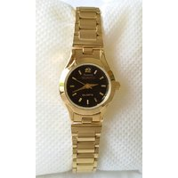 HMT Originals All Over Gold Plated Womens Watch With 1 Year Warranty And Box