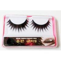 Lady Makeup Eyelashes Natural Dense False Eye Lashes Extension Long