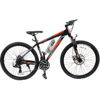 Cosmic Trium 27.5 Inch Mtb Bicycle 21 Speed Black-Blue-Premium Edition