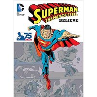 Superman - The Man of Steel Believe (English)(Paperback)