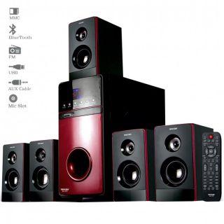 Truvison SE-7777 5.1 Home Audio System 20000w USB FM AUX MMC Bluetooth