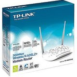 TP-Link 300Mbps Wireless N ADSL2+ Modem Router TD-W8961ND WiFi Tplink