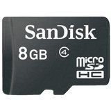 Loose MicroSD Card 8GB SANDISK Combo Of 4 Pcs