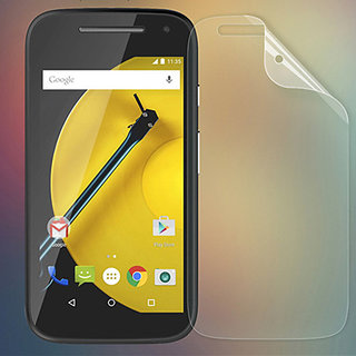 Motorola E2 Screen guard Hd quality