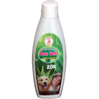 Aloe Vera Dog Wash 200 Ml
