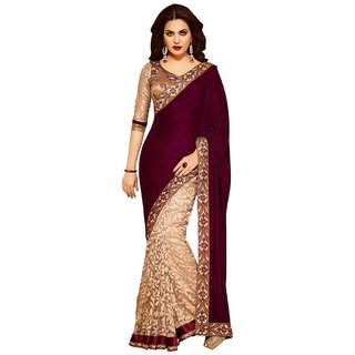 Porcupine Self Design Georgette Bollywood Sari PN-SR-PM-504