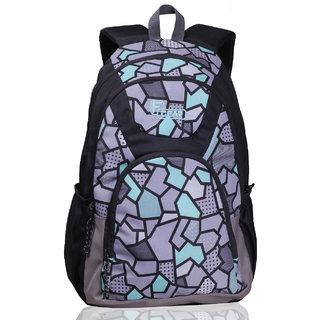 F Gear Shielder 3D P Z Green Polyester Backpack