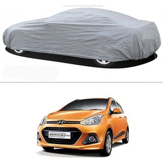Stylobby Silver Car Cover For Hyundai i10
